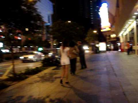 Outside orchard towers in singapore youtube for 4 floors of whores