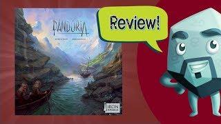 Pandoria Review - with Zee Garcia