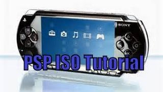 How To Get PSP ISO