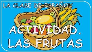 Fruits Salad Box In Spanish - La Caja De Ensalada De Frutas