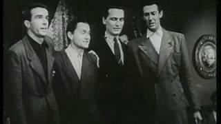 The Big Lift (1950) - Montgomery Clift - Chattanooga Choo Choo