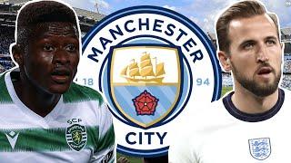 Nuno Mendes A No Go + Harry Kane Latest | Man City Transfer Update