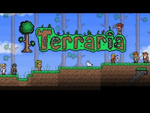 Terraria 1 2 4 Let's play Episode 12 Silt = Gold