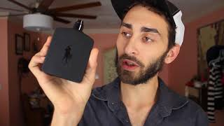 POLO DOUBLE BLACK (Fragrance Review)