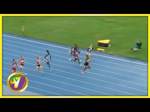 U20 Athletics Championships | Tina Clayton Wins Jamaica's 1st Medal  - August 19 2021
