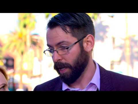 Martin Starr Talks Going Back to High School at the SpiderMan: Homecoming Red Carpet World Premiere