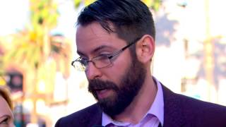 Martin Starr Talks Going Back to High School at the Spider-Man: Homecoming Red Carpet World Premiere