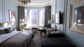 Hotel Review including Taj Club Room Video (HD) - Taj Hotel, Cape Town, South Africa