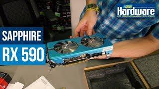 Sapphire Radeon RX 590 Nitro + | AMDs Polaris-Taktwunder