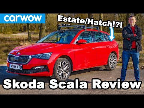 The Skoda Scala