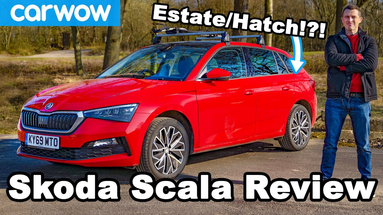 The Skoda Scala is the BEST value car in the world! Review