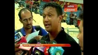 'Detik sejarah Johor DT' - Fandi Ahmad
