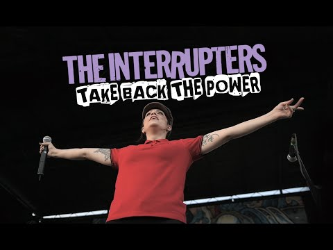 """The Interrupters - """"Take Back The Power"""" LIVE On Vans Warped Tour"""