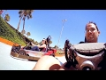 Go Kart racing and bumper boat at The Track! - Destin Florida