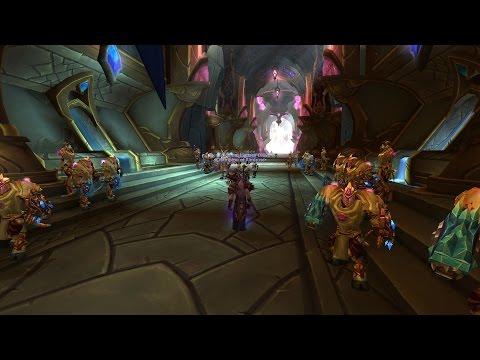 Auchindoun Music - Warlords Of Draenor