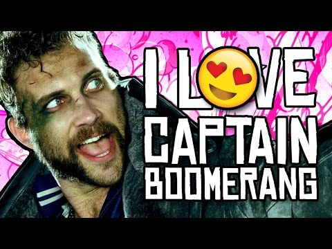 The One About Suicide Squad's Captain Boomerang