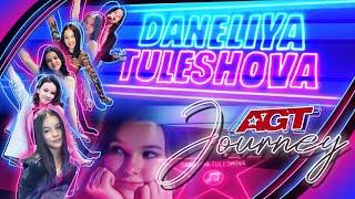 Daneliya Tuleshova: All songs on America's Got Talent 2020 (AGT season 15 complete journey)