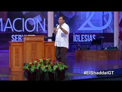Servicio General Iglesia El Shaddai - Harold Caballeros 2016