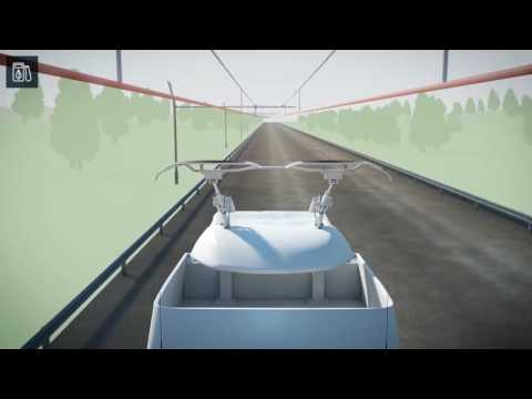 Siemens eHighway Animation Mining Application