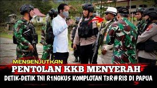 Download TAK BERD4YA, KKB AKHIRNYA MENYERAHKAN DIRI ~ BERITA TERBARU