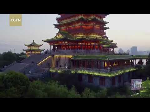 Beautiful China - Tengwang Pavilion, Jiangxi Province