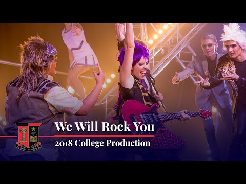 We Will Rock You | 2018 Combined Terrace & AHS Musical | Sizzle