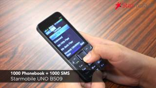 Starmobile UNO B509 Preview