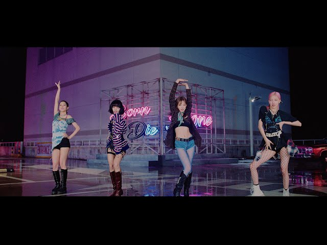 BLACKPINK - 「Lovesick Girls - JP Ver.-」 MV