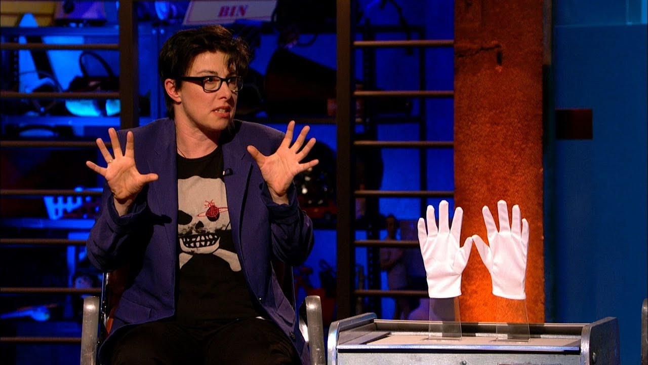 Sue Perkins declares her hatred of mime - Room 101: Series 3 ...