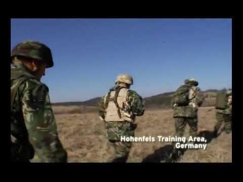 U.S. Army Europe Spotlight: Bulgarians at 173rd MRE