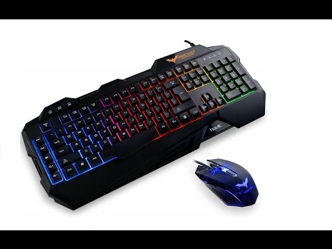 Rii Rm400 Led Gaming Keyboard Amp Mouse Combo Bundle Ama
