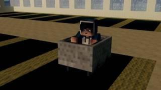 Minecart (A Minecraft Animation)
