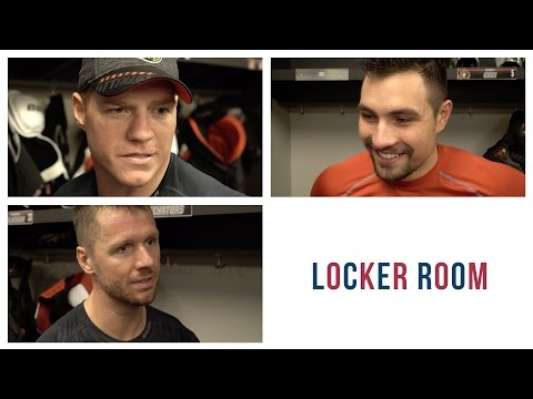 Nov 8: Sens vs. Predators - Players Pregame