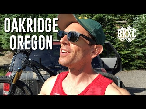 Mountain Biking in Oakridge, Oregon - Travel Guide