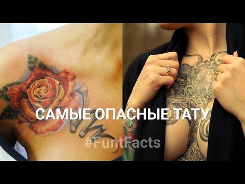 Самые опасные татуировки