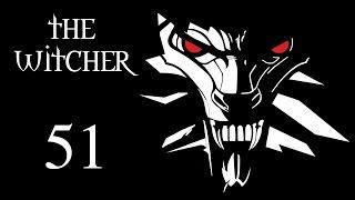 The Witcher (Ведьмак) - Провокация Де Ветта, чтение литературы [#51]