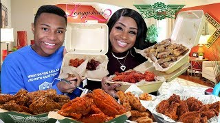 Wing Stop with its Darius and Longqi hair review