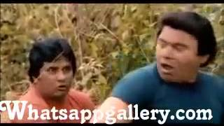 whatsapp latest funny videos sholay parody on clean india