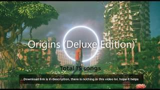 Baixar Imagine Dragons Origins (Deluxe) Full Album  [ZIP] [Mega]