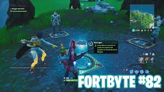Fortnite Battle Royale ? Fortbyte Challenges How to get the Fortbyte #82