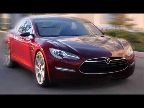 электромобиль премиум-класса tesla model s