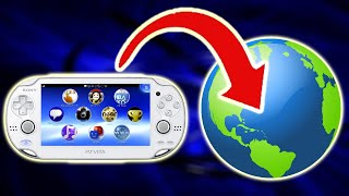 Open World Games On The PS Vita!