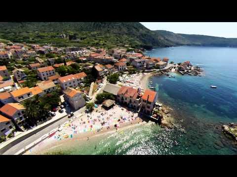 Komiza, island Vis, Croatia