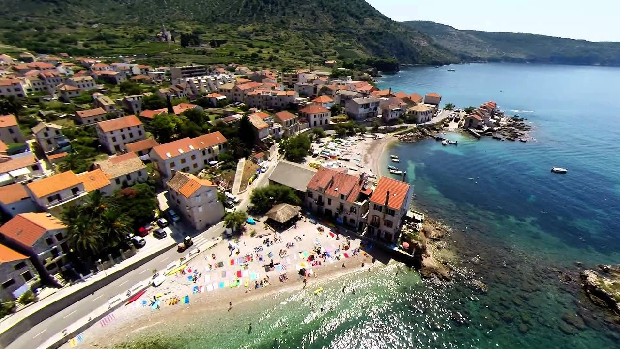 Komiza, island Vis, Croatia - YouTube