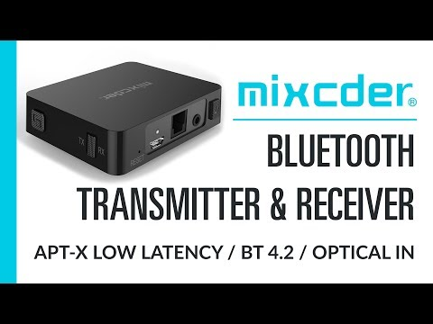Mixcder TR008 Bluetooth 4.2 Transmitter & Receiver - Full Review