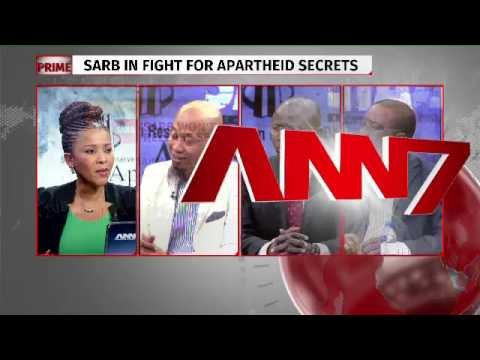 SARB in fight for apartheid secrets