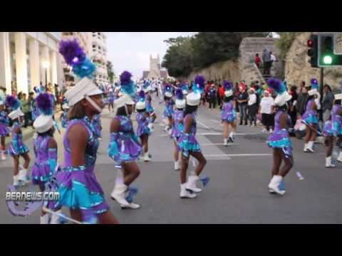 2010 Christmas Parade 7 - PHC Majorettes