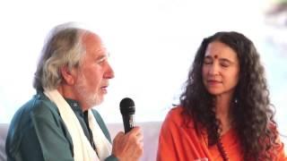 Self Over Situation -- Sadhvi Bhagawati  Saraswati & Dr. Bruce Lipton