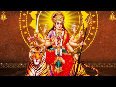 Navratri Special | Sri Durga Sahasranamam Complete (With Lyrics) | Must Chant During Durga Puja
