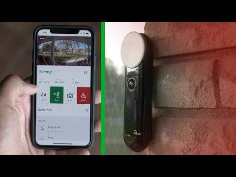 Arbor Smart Doorbell \\ Best Bang For The Buck Door Bell!
